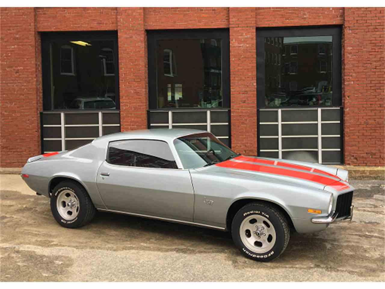 Picture Of 1971 Chevrolet Camaro