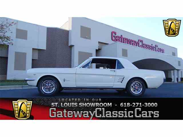 Picture of '66 Mustang - MPAR