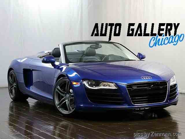 Picture of '12 R8 - MPB3