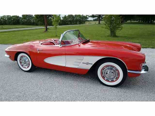 Picture of '61 Corvette - MPBS