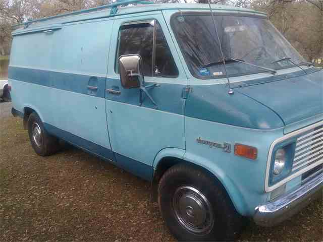 Picture of '71 Van - MIWF