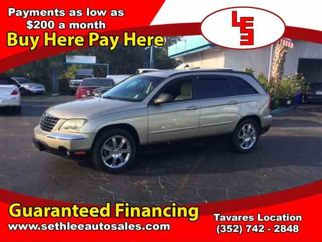 Picture of '06 Pacifica located in Tavares Florida - $4,888.00 Offered by Seth Lee Auto Sales - MPDS