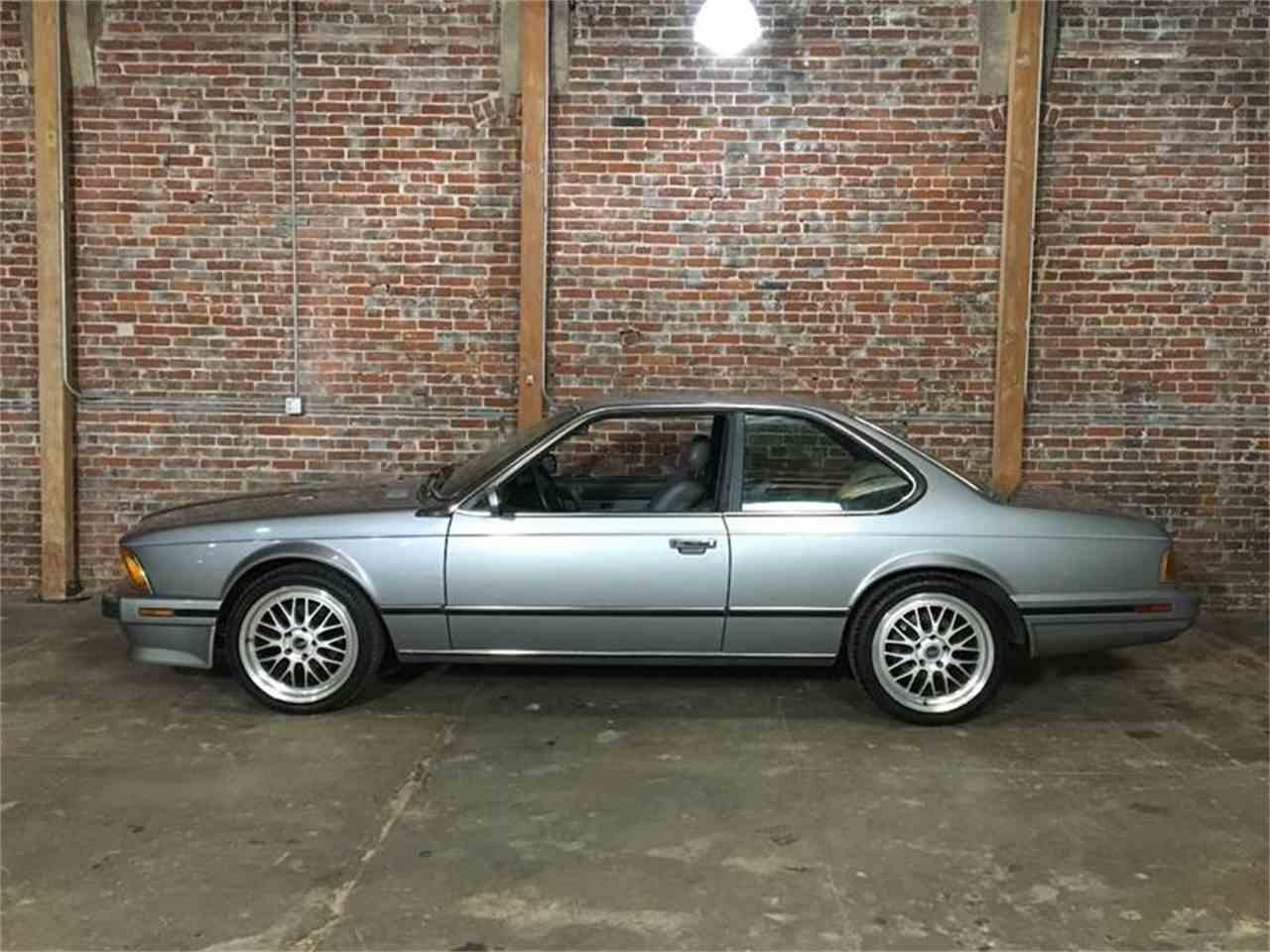 BMW Series For Sale ClassicCarscom CC - 1988 bmw 6 series