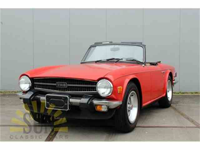 Picture of '75 TR6 - MPFG