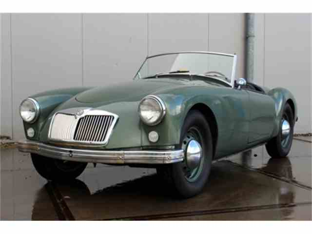 Picture of '59 MGA - MPFJ