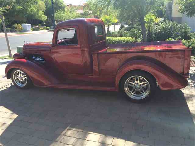 Picture of '36 Pickup - MPFT