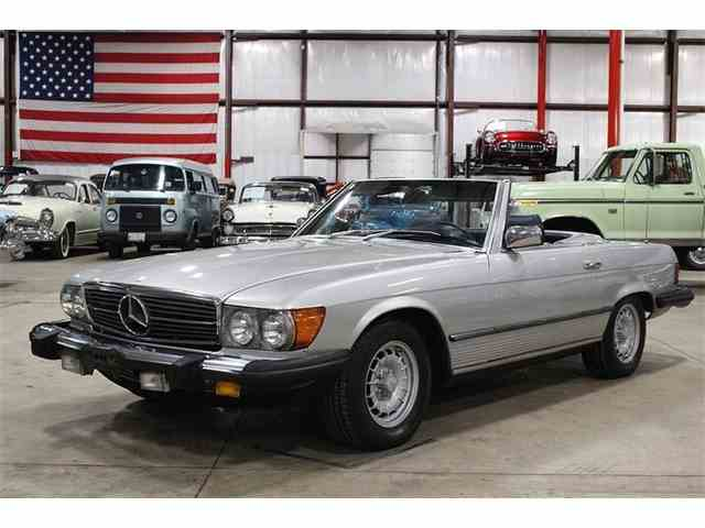 Picture of '81 380SL - MPHB