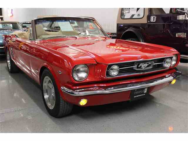 Picture of '66 Mustang - MPIA