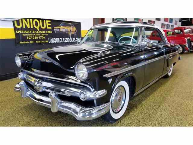 "Picture of '54 Crestline Sunliner ""Glass roof Demonstrator hood"" - MIX4"