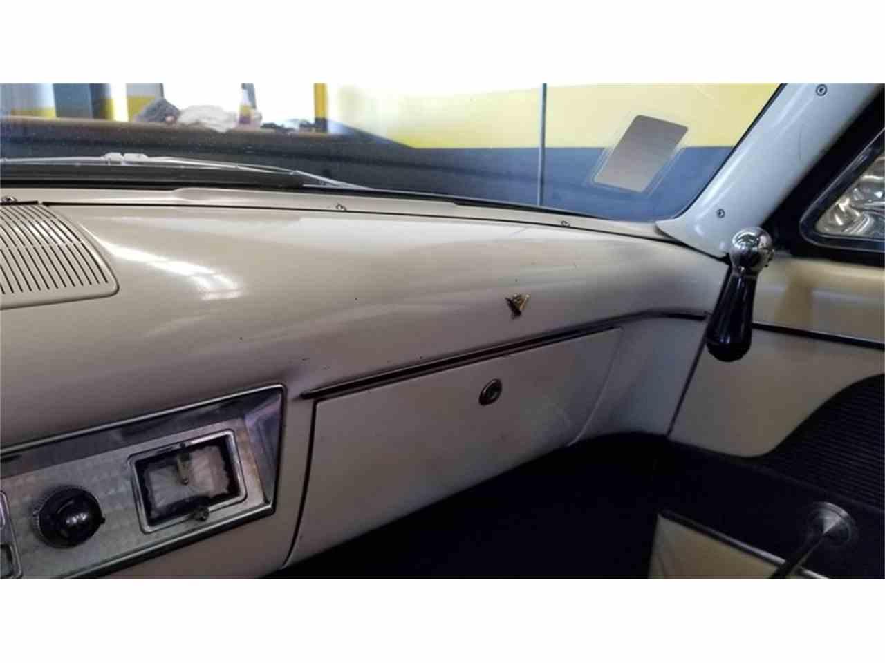 1954 Ford Crestline Sunliner Quot Glass Roof Demonstrator Hood