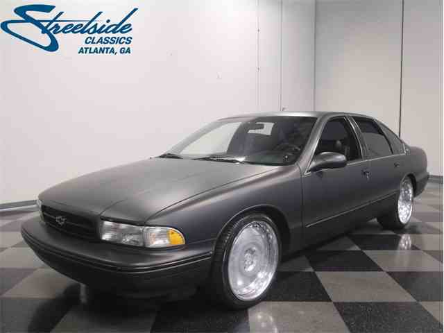 Picture of '96 Impala SS - MPJB