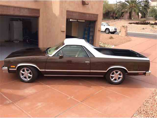 Picture of '82 El Camino - MPJU