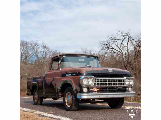 Picture of '58 F100 - MIXA