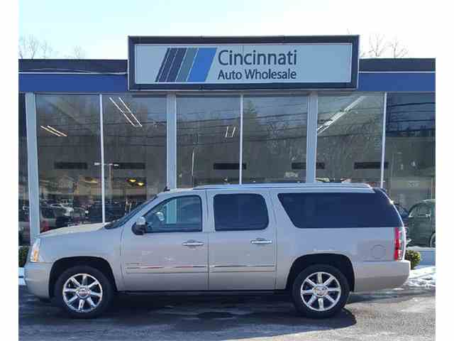 Picture of '09 Yukon - MPL8