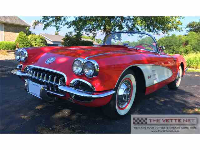 Picture of '58 Corvette - MPLC