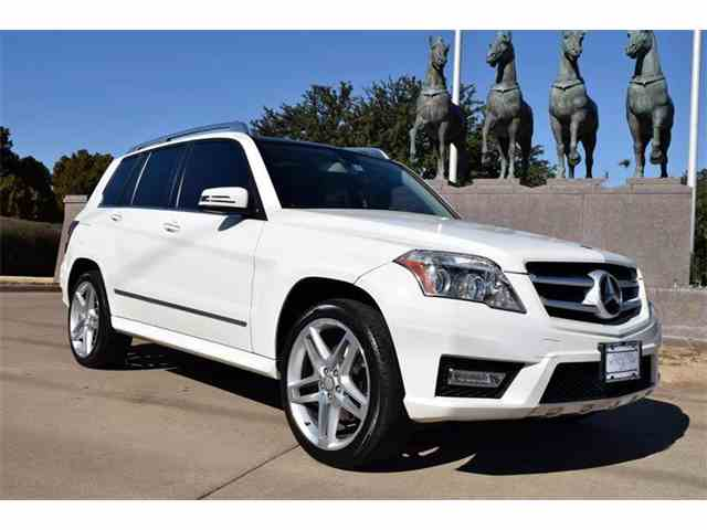 Picture of '12 GLK350 - MPLN