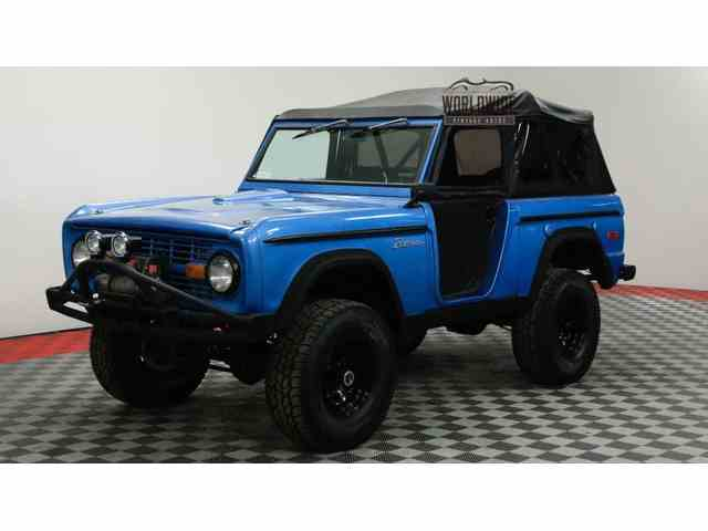 Picture of '74 Bronco - MIXG