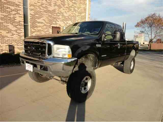 Picture of '00 F250 - MPN9