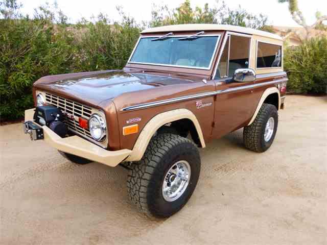 Picture of '73 Bronco - MPNA