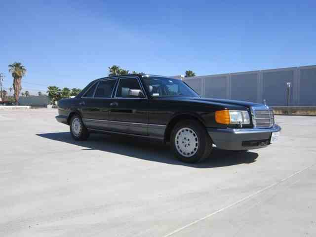Picture of '91 420SEL - MPNG