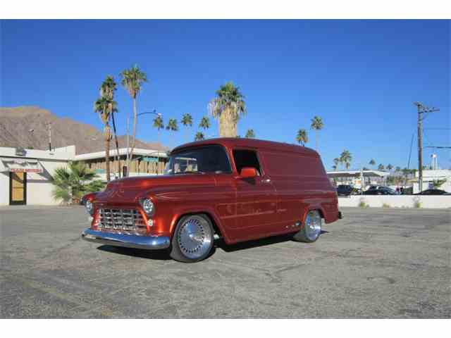 Picture of '56 Panel Truck - MPNL