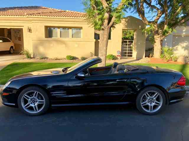 Picture of '06 Mercedes-Benz SL500 located in Palm Springs California - MPNO