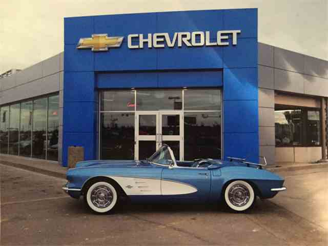 Picture of '61 Corvette - MPO2