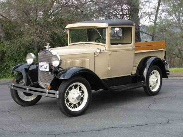 Picture of '30 Model A located in Palm Springs California - MPOE