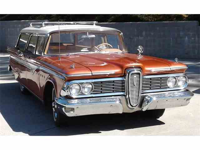 Picture of 1959 Edsel Ranger Auction Vehicle Offered by McCormick's Collector Car Auctions - MPOF