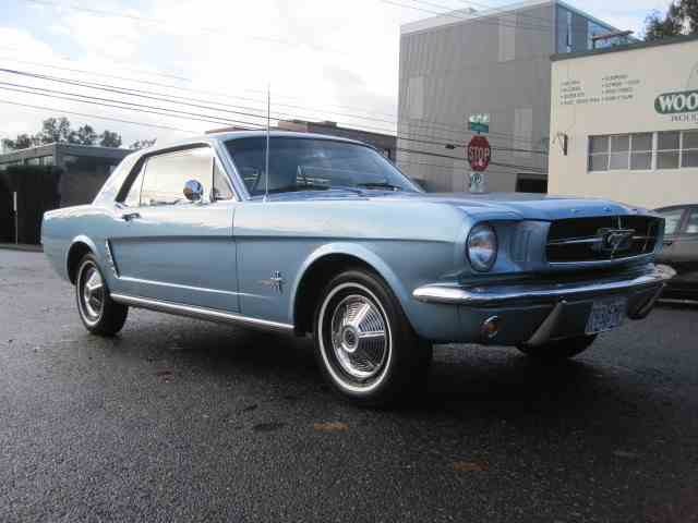 Picture of Classic '65 Ford Mustang Auction Vehicle - MPOG