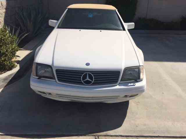 Picture of 1996 SL500 Auction Vehicle Offered by McCormick's Collector Car Auctions - MPON