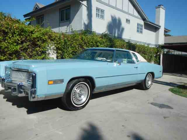 Picture of 1977 Cadillac Eldorado Auction Vehicle Offered by McCormick's Collector Car Auctions - MPP2