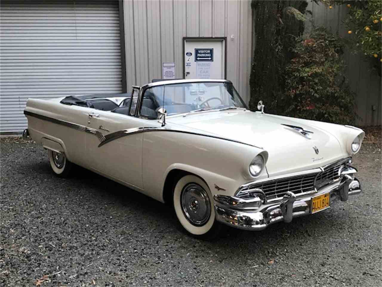 Large Picture of '56 Sunliner - MPP4