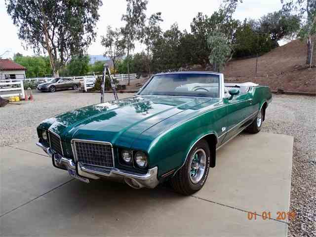Picture of '72 CUTLASS SUPREME CVTBLE - MPPH