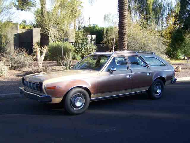 Picture of '76 Hornet - MPPS