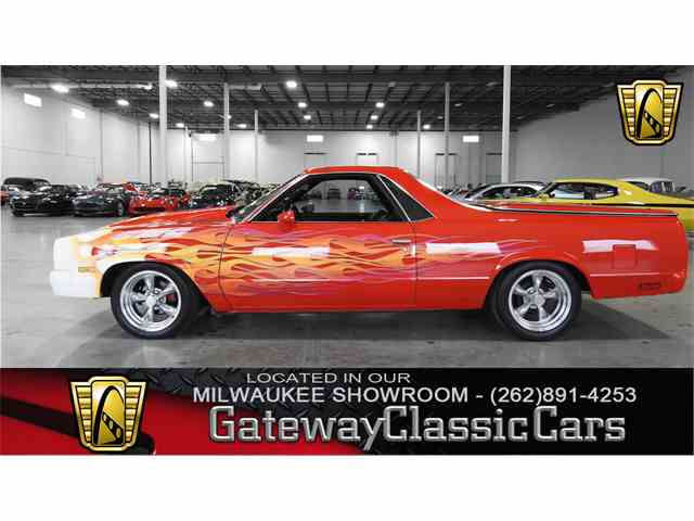 Picture of '84 Chevrolet El Camino - $24,595.00 Offered by Gateway Classic Cars - Milwaukee - MIXT