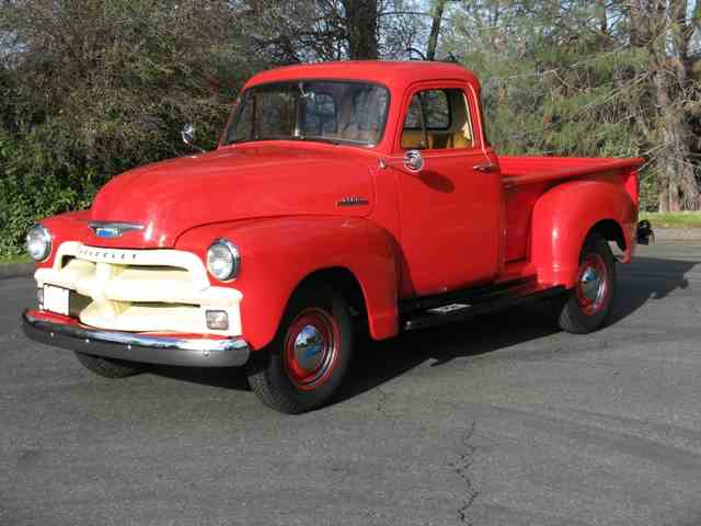 1954 chevrolet 3100 for sale on classiccars