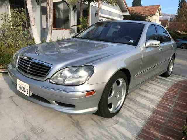 Picture of '01 S 500 AMG - MPQC