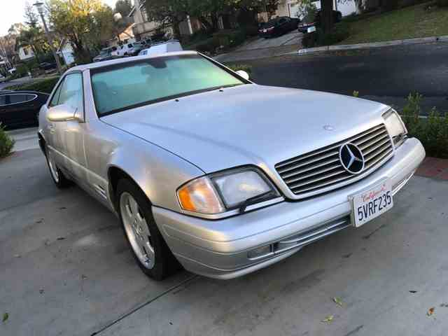 Picture of '00 SL500 - MPQK