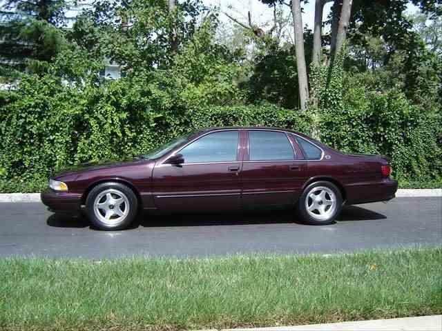 Picture of '95 Caprice - MPQL