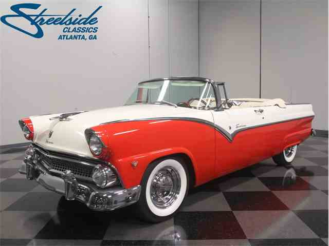 Picture of '55 Fairlane Sunliner - MIXV