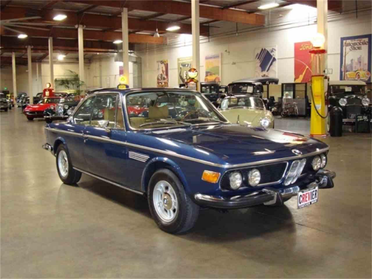 Classic BMW 3.0CS for Sale on ClassicCars.com