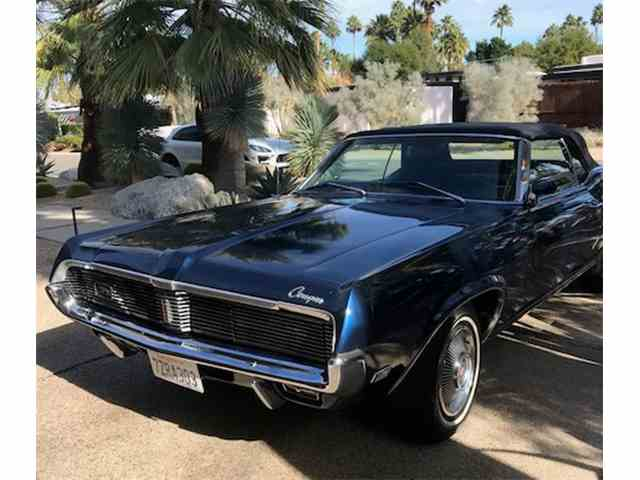 Picture of 1969 MERCURY COUGAR CVTBLE located in California Auction Vehicle Offered by McCormick's Collector Car Auctions - MPQP