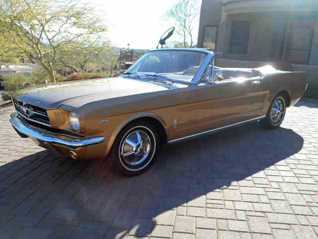 Picture of 1964 Ford Mustang Offered by McCormick's Collector Car Auctions - MPQZ