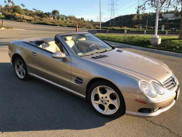 Picture of '06 SL500 - MPR2