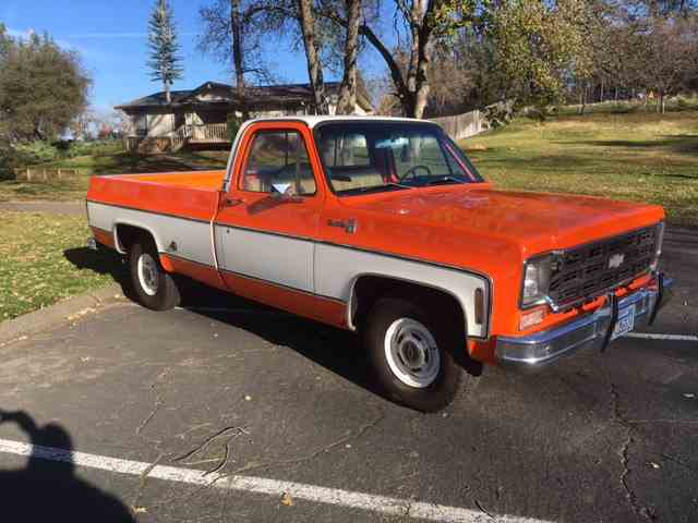 Picture of '74 C10 PICK UP - MPRD