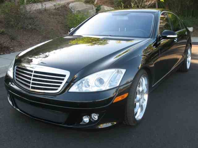 Picture of '08 S550 BRABUS - MPRG