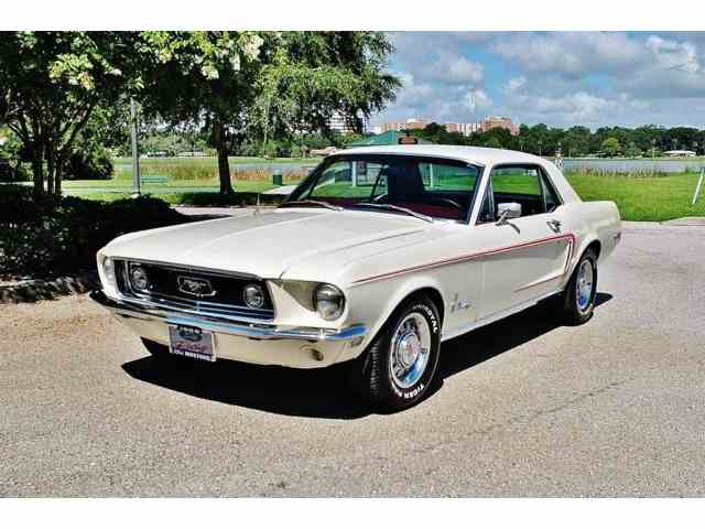 Picture of '68 Mustang - MPRL