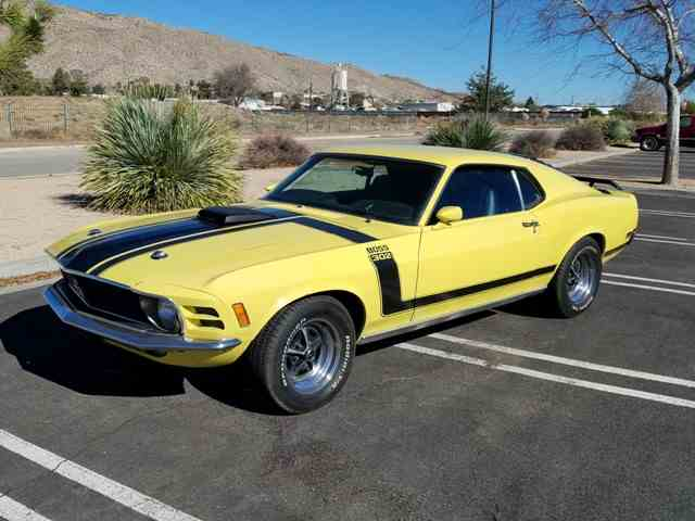 Picture of '70 Mustang - MPRP