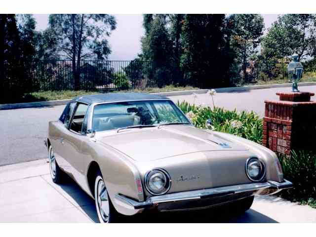 Picture of '63 AVANTI R2 SUPERCHARGED - MPRR